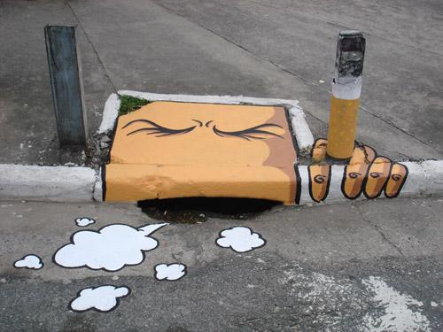 stormdrain smoker