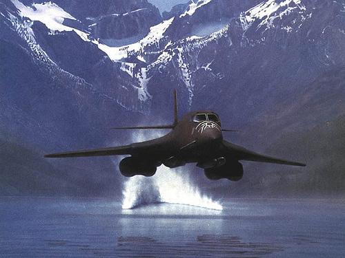 2007 October 05 | Los Cuatro Ojos B1 Lancer Supersonic