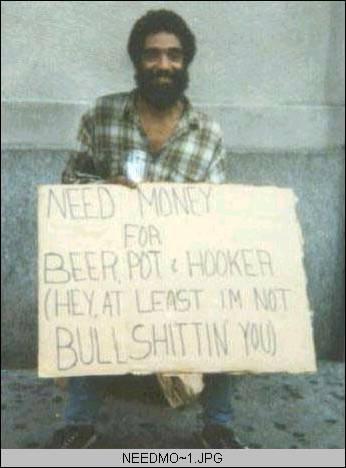 beggarman