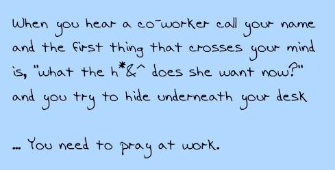 hide under desk