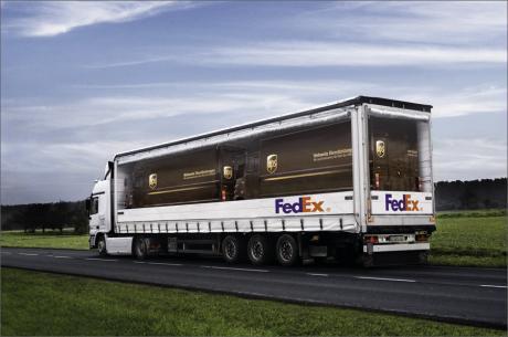 FedExUPS