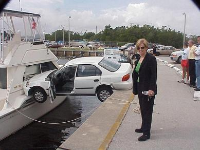 boat parking