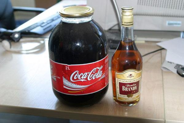 cocacola jug