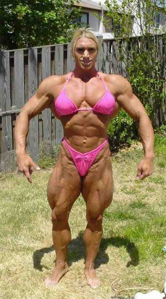 musclewoman