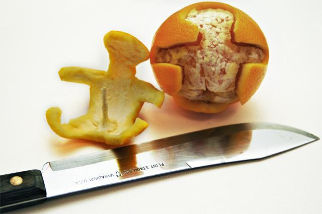 orange boner