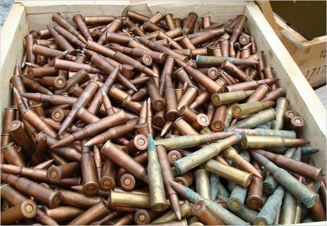 old ammo