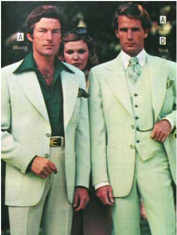 70s suits