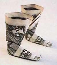 money boots
