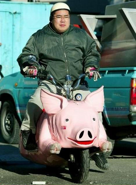 pig bike