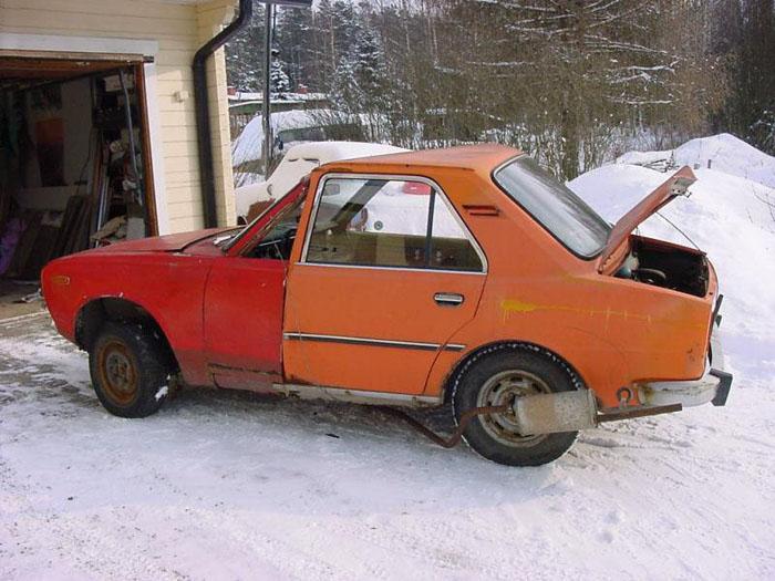Twin Car