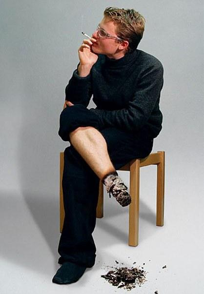 smokers leg