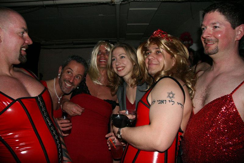 red dress1