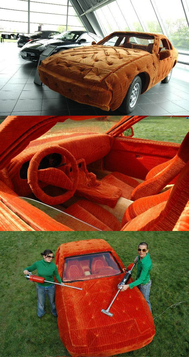 carpet car