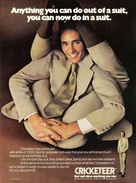 criketeer suit