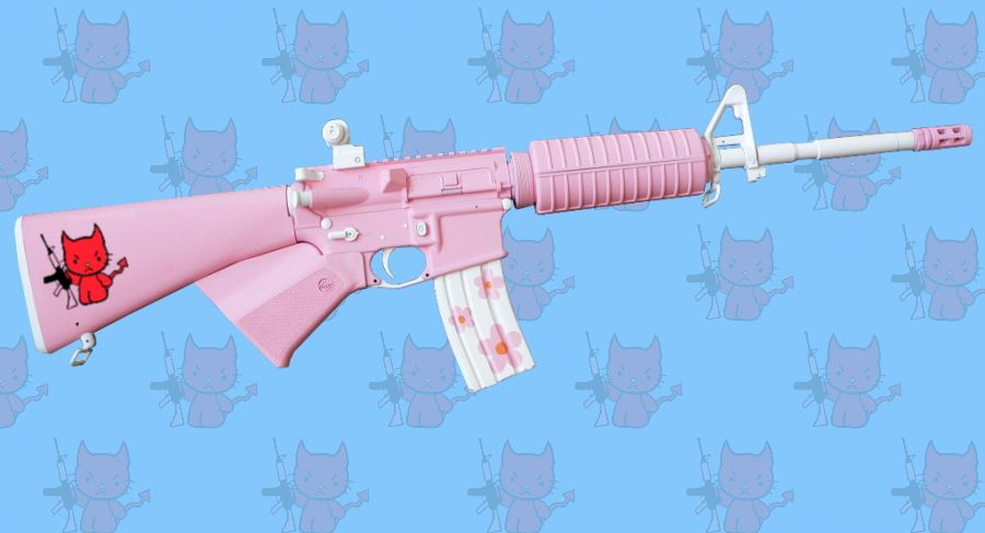 kitty rifle