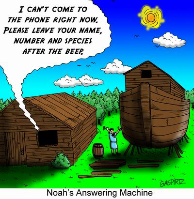 noah answer machine