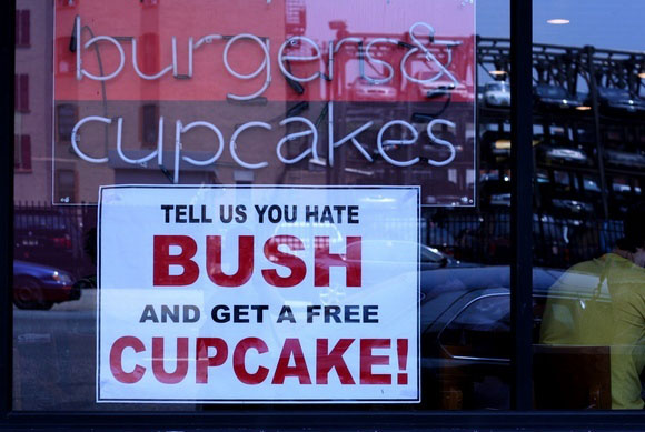 bushcakes