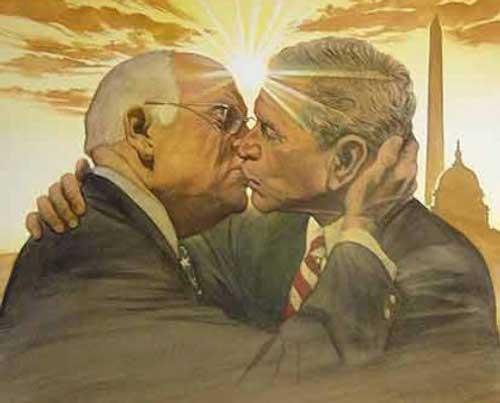 kiss bush