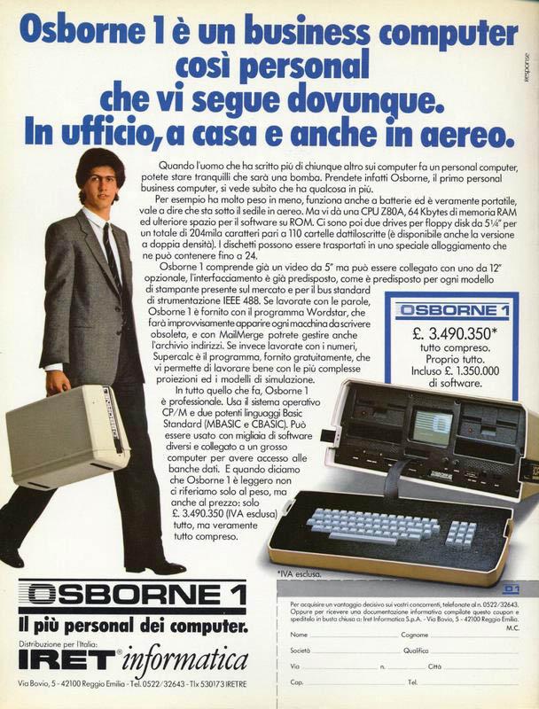 1981 laptop