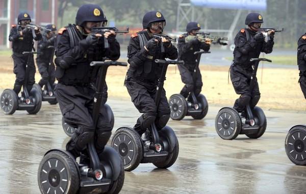 segway SWAT