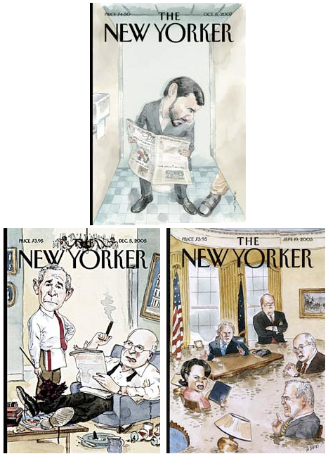 newyorker covers