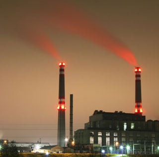 power plant