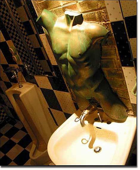 torso faucet