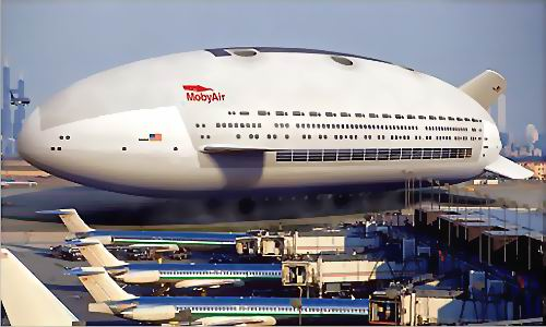 air cruise ship