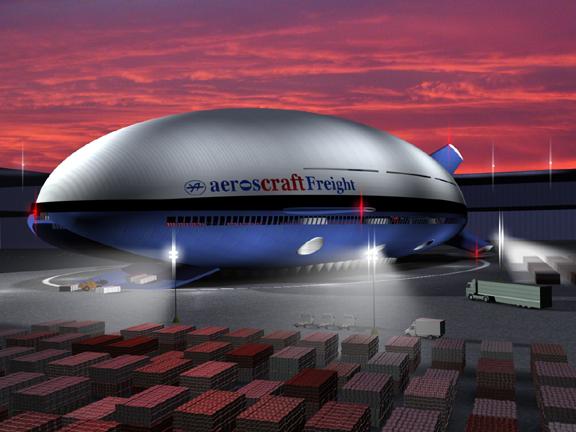 air cargo ship