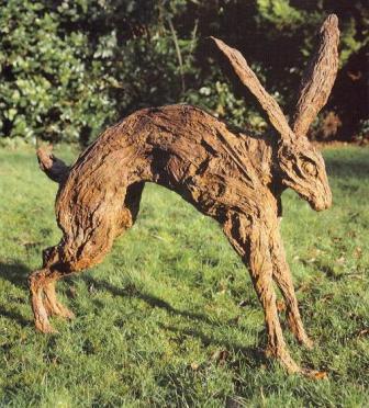 scare hare