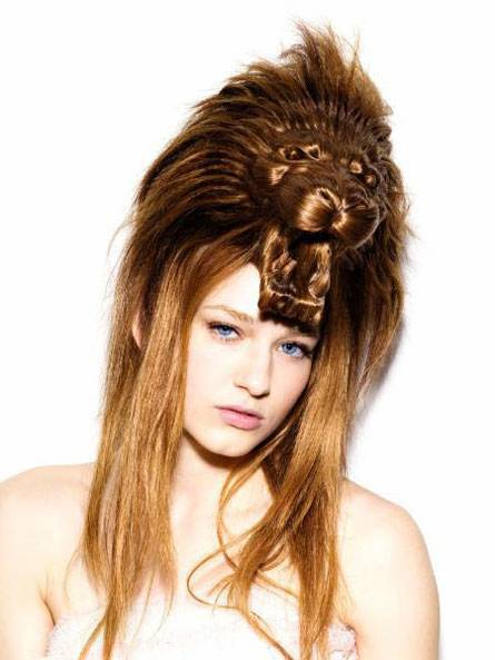 Animal Hairpiece