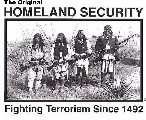 Fighting Terrorists