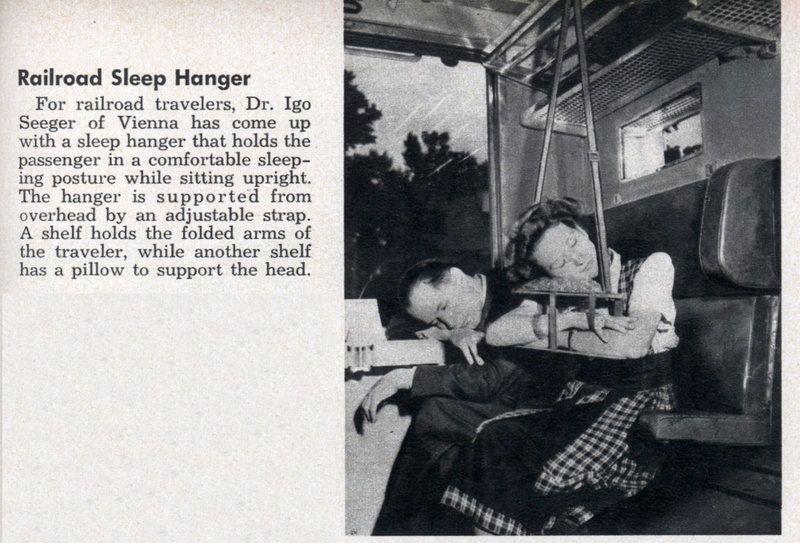 Sleep Hanger