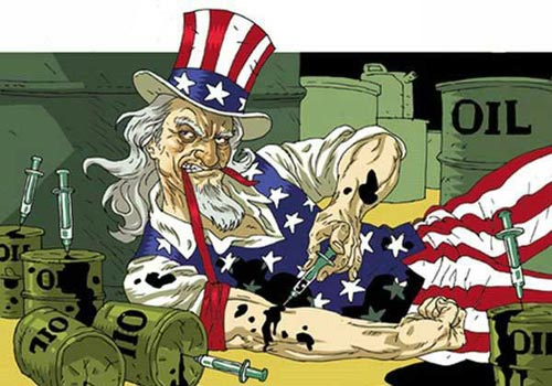 Uncle Sam the Junkie