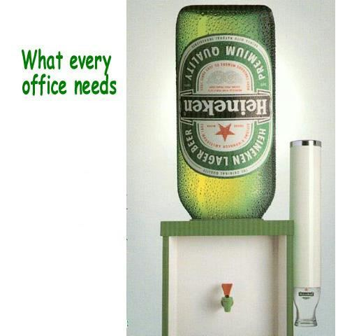 Beer Water Cooler