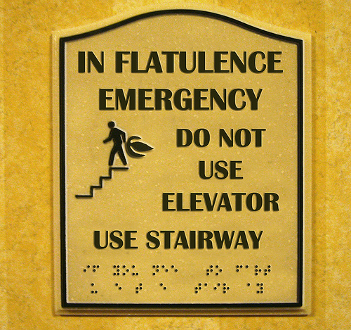 flatulence emergency