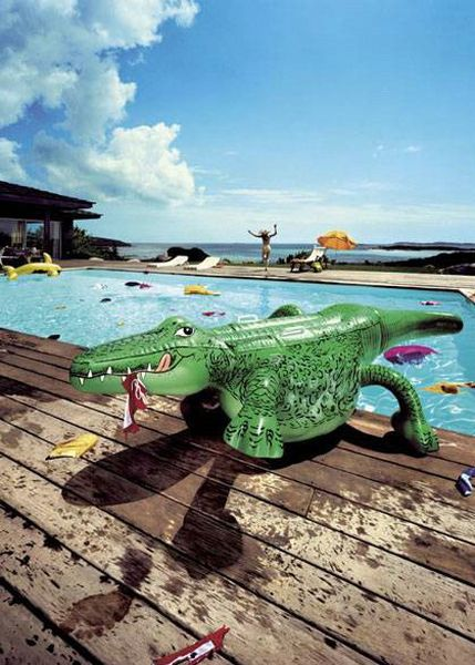 Pool Alligator