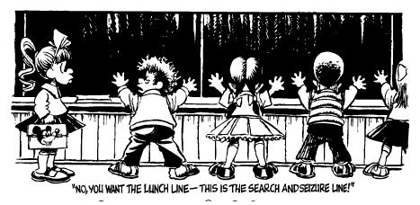 school line up