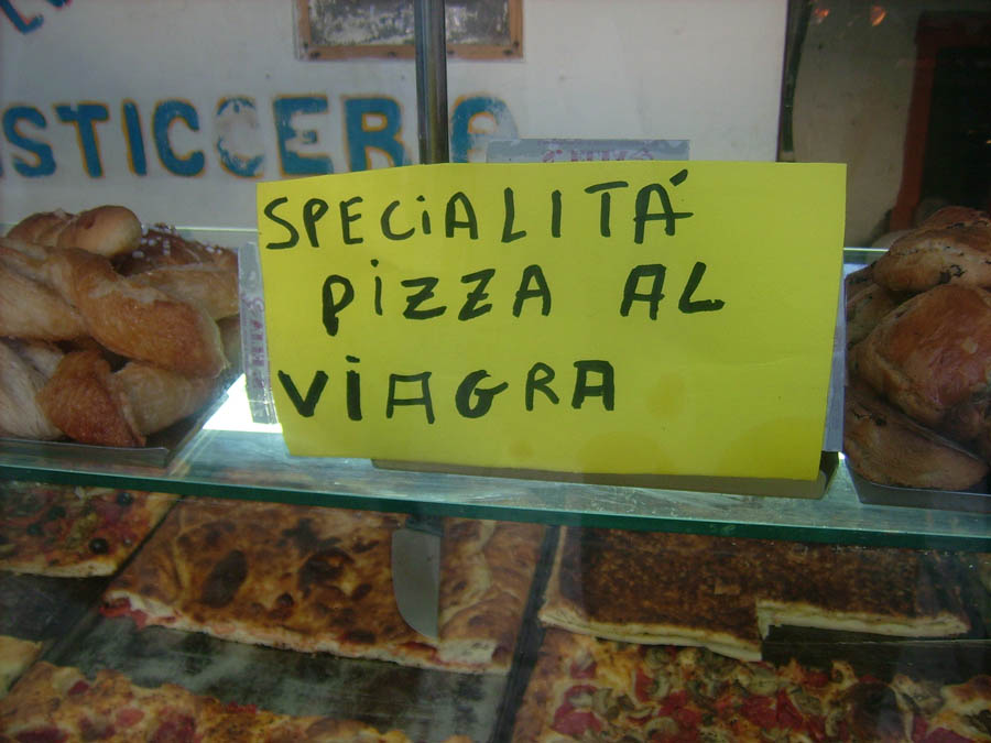 Viagra Pizza