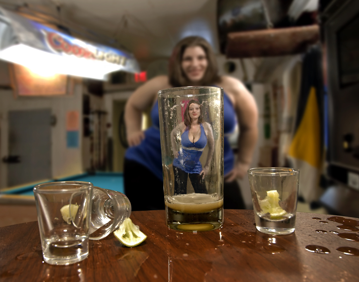 booze-goggles