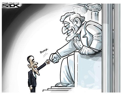 Lincoln Obama