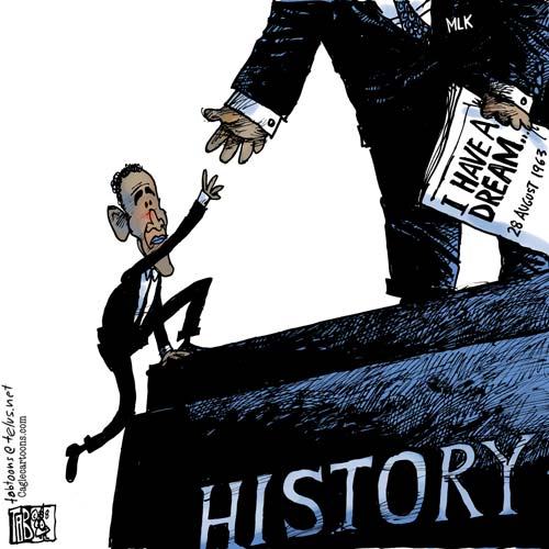 King Obama History