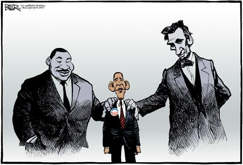 King Obam Lincoln