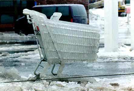 frozen-cart