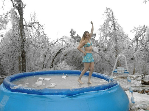 frozen-pool