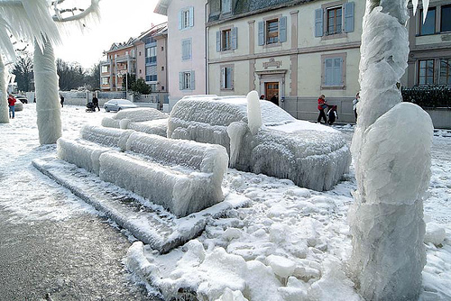 frozen-town