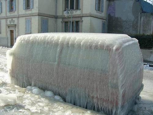 frozen-van