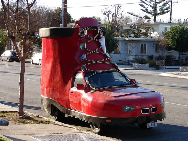 shoe-car