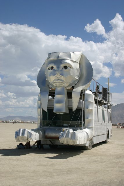 sphinx-car