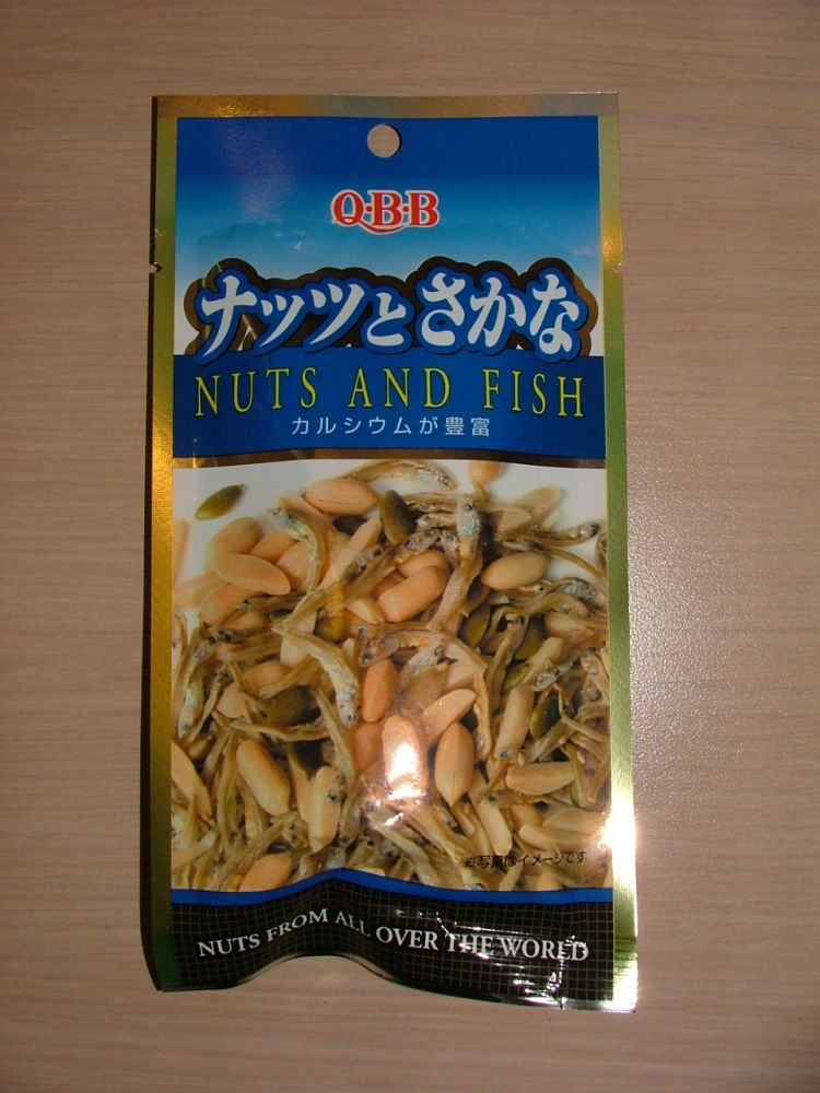 nuts-and-fish